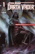 star wars darth vader nº 1 (estandar) kieron gillen salvador larroca 9788416308163