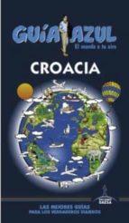 croacia 2016 (guia azul) 9788416408863