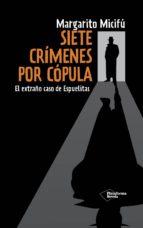 SIETE CRÍMENES POR CÓPULA (EBOOK)
