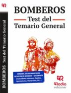 bomberos. test del temario general-9788416506163