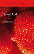 fresas joseph roth 9788416748563
