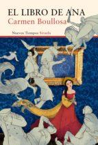 el libro de ana (ebook)-carmen boullosa-9788416749263