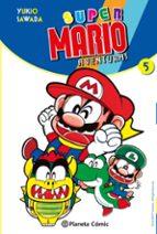 super mario nº 05 yukio sawada 9788416767663