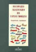 diccionario fraseologico del español moderno fernando varela hugo kubarth 9788424918163