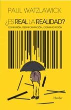 ¿ES REAL LA REALIDAD? (EBOOK)