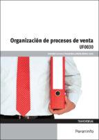 uf0030 - organización de procesos de venta-soledad carrasco fernandez-9788428334563