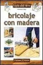 bricolaje con madera francesco poggi 9788431526863