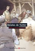 relatos de humor (aula de literatura) montserrat amores 9788431668563