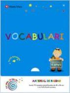 El libro de Capsa de vocabulari. e.colors illes balears 4 anys autor VV.AA. TXT!