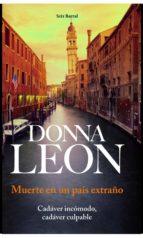 muerte en un país extraño (ebook)-donna leon-9788432203763