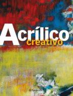 acrilico creativo 9788434234963