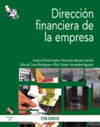 direccion financiera de la empresa 9788436827163
