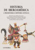 historia de iberoamerica (i):prehistoria e historia antigua manuel lucena 9788437624563