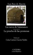 El libro de La cueva de salamanca; la prueba de las promesas autor JUAN RUIZ DE ALARCON DOC!