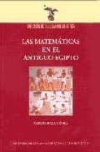 las matematicas en el antiguo egipto-carlos maza gomez-9788447207763