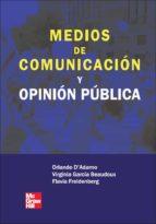 medios de comunicacion y opinion publica-orlando d adamo-9788448156763