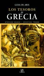 (pe) los tesoros de grecia (guias de arte y viajes) stefano maggi 9788466213363