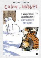 super calvin y hobbes nº8: el ataque de los monstruos muñecos de nieve mutantes bill watterson 9788466652063