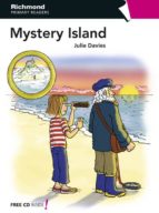 mystery island + cd - dvd (richmond)-9788466810463