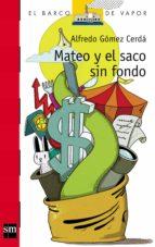 Mateo y el saco sin fondo (eBook-ePub) (Barco de Vapor Roja)