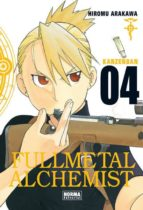 fullmetal alchemist (kanzenban 4)-hiromu arakawa-9788467913163