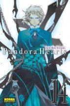 pandora hearts 14-jun mochizuki-9788467915563