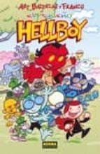 el pequeño hellboy art baltazar 9788467920963