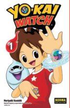 yo-kai watch 01-noriyuki konishi-9788467923063