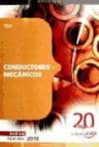 conductores   mecanicos: test 9788468102863