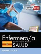 enfermero/a del servicio aragonés de salud. salud. temario. vol. ii-9788468178363
