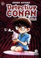 detective conan ii nº 6 gosho aoyama 9788468470863