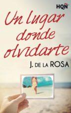 un lugar donde olvidarte (ebook)-j. de la rosa-9788468772363
