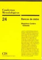 bancos de datos-magdalena cordero valdavida-9788474762563