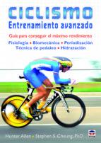 ciclismo: entrenamiento avanzado-hunter allen-9788479029463
