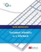tractament informatic de la informacio pack pilar caballero moreno 9788479426163