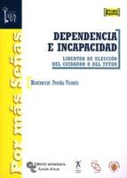 dependencia e incapacidad (ebook) montserrat pereña vicente 9788480042963