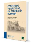 conceptos y practicas de geografia humana maria teresa rubio benito 9788480049863