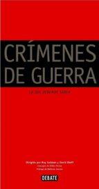 CRIMENES DE GUERRA: LO QUE DEBEMOS SABER