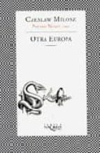 otra europa (premio nobel 1980)-czeslaw milosz-9788483104163