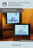 (i.b.d.)aplicaciones informaticas para presentaciones: graficas de informacion. adgn0108   financiacion de empresas 9788483648063