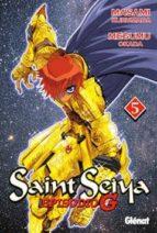 Saint Seiya Episodio G 5 (Shonen Manga)
