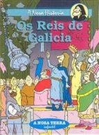 El libro de Os reis de galicia autor PEPE CARREIRO TXT!