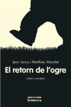 el retorn de l ogre (valencià) jean leroy 9788490268063