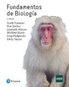 fundamentos de biología scott freeman 9788490355763
