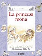 media lunita nº 67. la princesa mona-antonio rodriguez almodovar-9788490674963