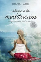 abrirse a la meditación-diana lang-9788491111863