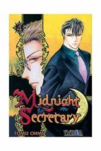 midnight secretary nº 4 tomu ohmi 9788492592463