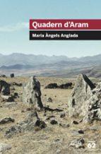 quadern d aram-maria angels anglada-9788492672363