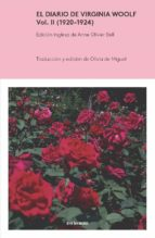 el diario de virginia woolf vol. ii (1920 1924) virginia woolf 9788494843563