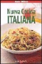 nueva cocina italiana anne wilson 9788496304963